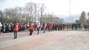 Погибших студентов в Керчи минутой молчания почтили жители Бердска