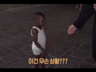 jungkook was so happy when that kid came to him and did a handshake please he even said cute PROTECT (1)