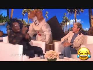 Diddy сказал, что не боится клоунов, но потом все пошло не по плану NR
