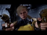 Mortal Kombat 11 - Cassie Cage Says GET OVER HERE!