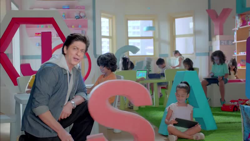 BYJU'S K3 SRK TVC 30 Sec Osmo