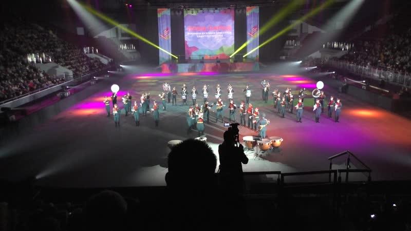 23 оркестр Штаба ЗВО