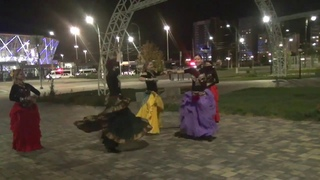 ATS Flash Mob World Wide 2018 Turban (Volgograd, Russia)