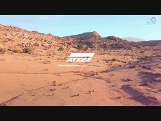 [RUS.SUB] ATEEZ - Pirate King MV (Performance ver.)