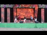 Almaty Kpop fest A2F-Fire🔥2016