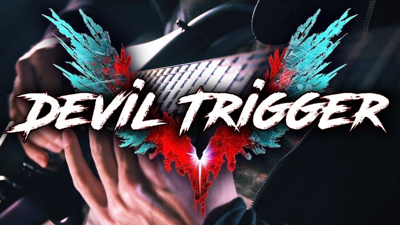 Devil May Cry 5 Devil Trigger METAL COVER by RichaadEB ft Lollia Little V