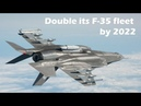 UK signs multi billion pound contract to double its F 35 fleet by 2022