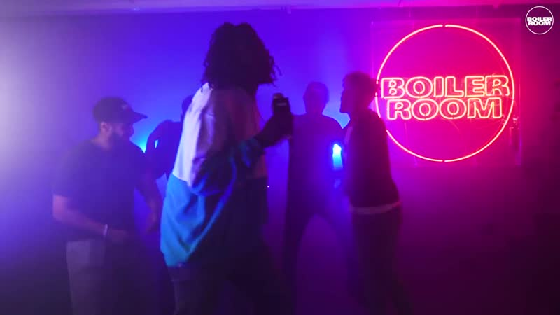 Jay Prince Boiler Room Warmsin - Father Father