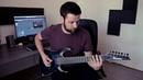 Hibakusha - Infrequently Vile (Guitar playthrough)