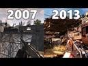 Evolution of Call of Juarez Games 2007-2013