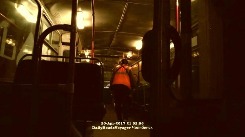 Все, рот закрой и сиди (кондуктор VS пассажир) Суровый Челябинский троллейбус