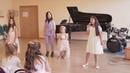 Hallelujah - Элиза и Лара Саатовы,Алиса Филиппова,Екатерина Сафонова (Вокал) - Екатерина Сафонова