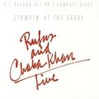 Rufus альбом Stompin' At The Savoy
