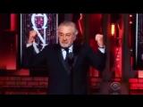 Роберт де Ниро послал Трампа на вручении театральной премии Тони