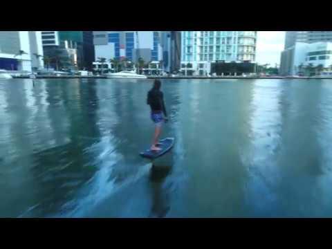 Lift eFoil Miami