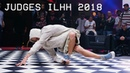 Menno, Uzee Rock, Jilou, Jamal, Machine / JUDGES / I Love HipHop 2018