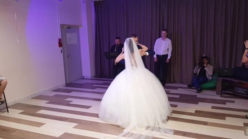 18.08.2018 Танец жениха и невесты. Дуэт Алексея и Игоря.