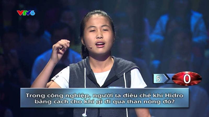 [Chinh Phục - Vietnam's Brainiest Kid 2013] Show Thi Tuần 10 - 19/02/2014