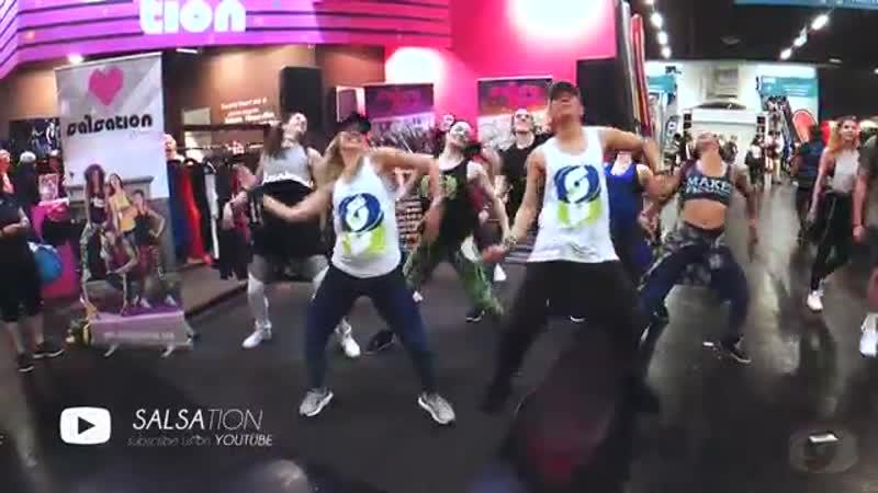 Maluma - Corazón ft. Nego do Borel - Salsation® choreography by SMTs Javier and