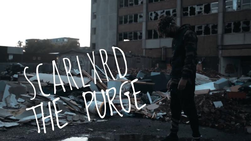 SCARLXRD-THE PURGE ||「ПЕРЕВОД」「RUS SUB」