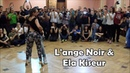 L'ange Noir Ela Kiseur Urban Kiz 3rd class demo Sabaki 2016