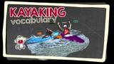 Kayaking - English vocabulary