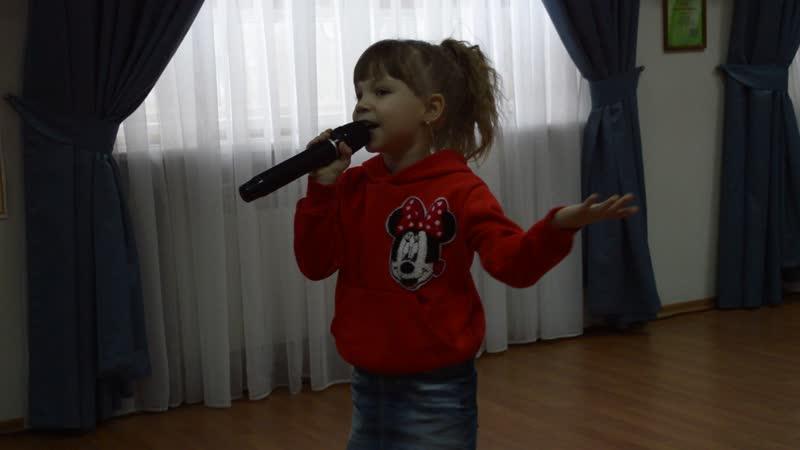 Будем танцевать Оленька Колесникова гр Адрес детства рук О Костенко
