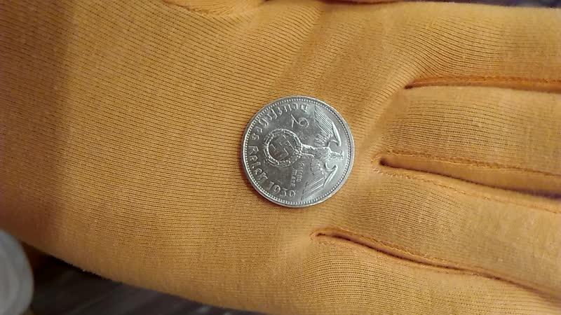 2 марки 1939 г блеск