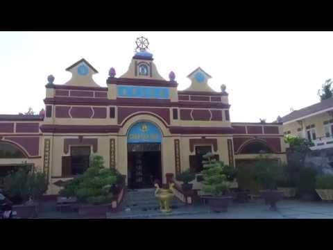 Du Hí Channel - Chùa Tam Bảo ngôi chùa cổ danh tiếng trong thắng cảnh Hà Tiên - Viếng Chùa ở Hà Tiên