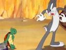 Looney Tunes (Bugs Bunny, Tortuga Cecil) - Tortoise Beats Hare (Audio Latino)