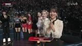 Live Hot! Twice Worldwide Fan's Choice top10 Mama Asia Music Awards in Japan