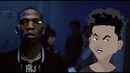 No Jumper feat Tay K Blocboy JB - Hard (Official Music Video)