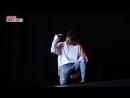 10.09.18 Ким Донхан - за кадром первого фанмитинга в Сеуле