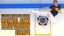 Martial Arts Supershow Europe 2018! | Seminar, Kicks Flips