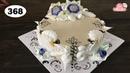 Chocolate cake decorating bettercreme vanilla (368) Học Làm Bánh Kem Đơn Giản Đẹp-Tím Chocola (368)