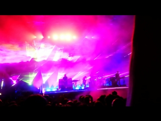 Tame Impala live @ MadCool festival