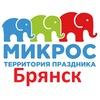 МИКРОС Брянск, открытки, шары, свадьба, праздник