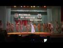 Открытие XVIII фестиваля Мы молодые мы равные Дельсарт Голос 12 10 2018г г Кировское