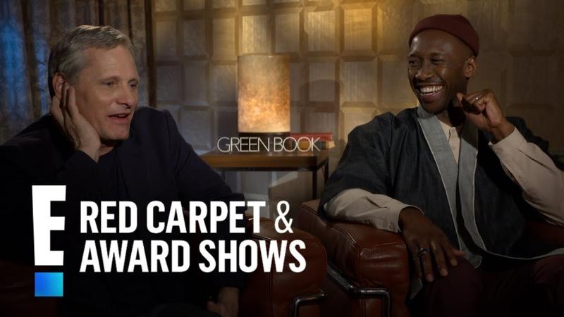 Viggo Mortensen Had Pizza Diet for His Role in Green Book E Red Carpet Award Shows