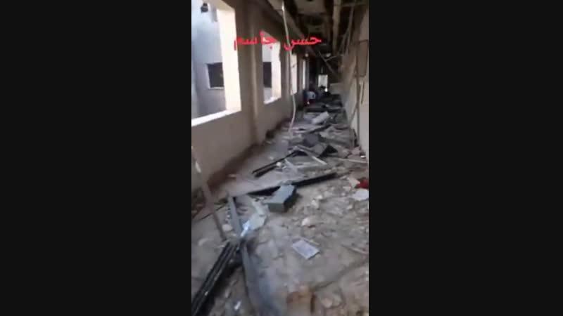 SDF/YPG в Госпитале Хажина.