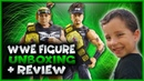Hall Of Champions Billy Gunn Road Dogg WWE Action Figure Unboxing Review