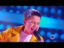 Juanse canta la Gloria de Dios de Ricardo Montaner La Voz Kids Colombia Superbatallas