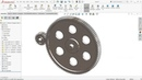 SolidWorks tutorial Spur Gear Assembly Animation