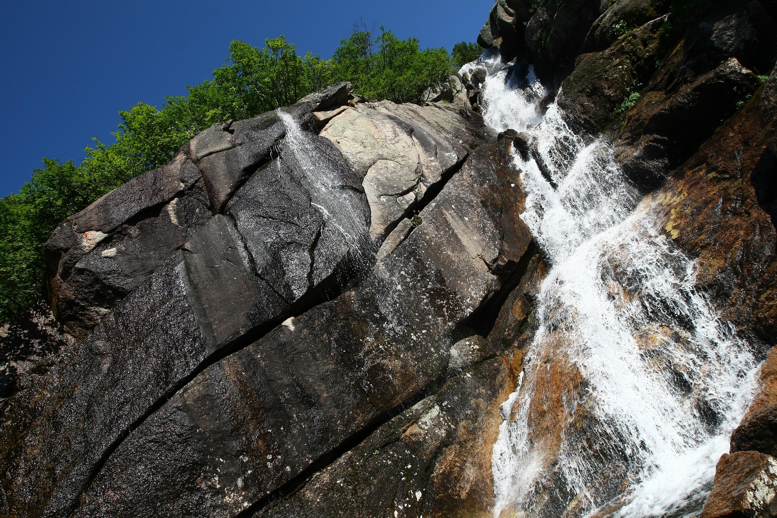 Водопад Горных духов. Фото: Константин Бураков