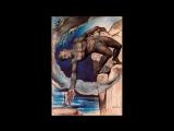 Уильям Блейк -Blake William- картины великих художников