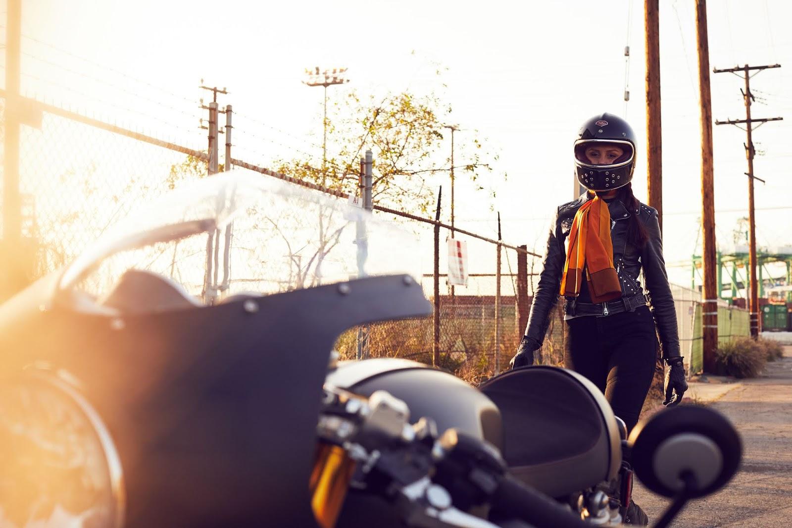 Джефф Стоквелл: Быстрая девушка (фото)