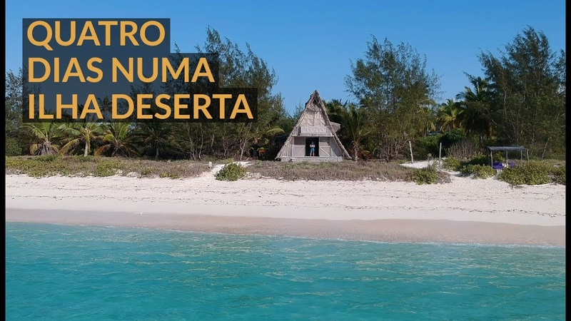 O PARAÍSO fica nesta ilha particular na Tanzania - FANJOVE PRIVATE ISLAND