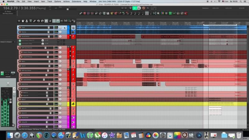 Tebya.net-Drive (Mix Session)