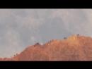 Падение Луны на Землю Видео снято рядом с вулканом Тейде на Канарских островах