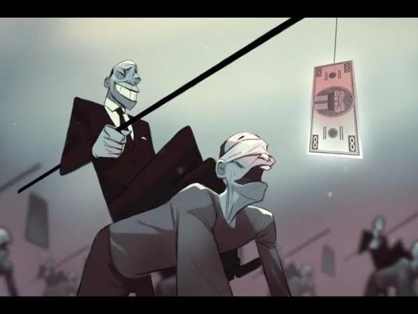 IN SHADOW Animated Short Film by Lubomir Arsov